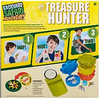 Backyard Safari Treasure Hunter