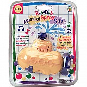 Rub A Dub Musical Spray Sub