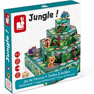 Janod Jungle Racing Board Game