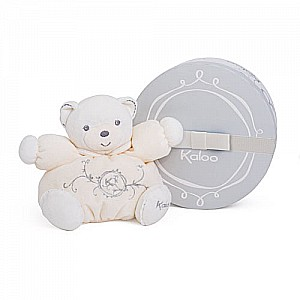 Kaloo Perle Small Chubby Bear-Cream