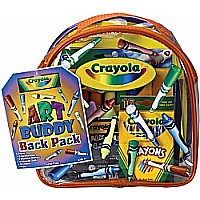 Art Buddy Backpack 4/ Cs