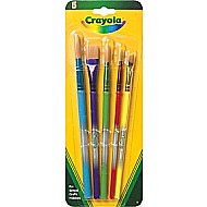 Paint Brushes 5Ct (12)