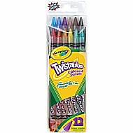 Twist Pencils 12Ct
