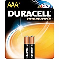 AAA Battery 2 Pack (18cd/ Bx) 54/ Cs