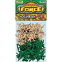 B. Force Bag Soldiers 50 (12/ 144)