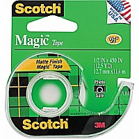 Magic Tape 1/ 2 X 450 (12)