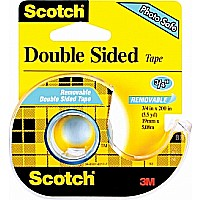 Double Stick Tape 1/ 2x450 (12)