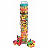 Play-doh Mini Party Set 10 Assorted(10/ Cs)