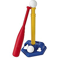 American Plastic Toys T-Ball Set