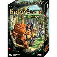 Saboteur: The Lost Mines