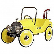 1929 Yellow Tow Truck