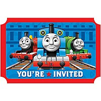 Invites Thomas the Tank