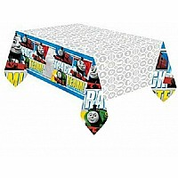 Table Cover Plastic Thomas the Tank
