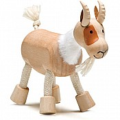 Sustainable Wood Goat