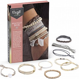 Craft Crush Bracelet Box - Neutrals