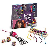 Craft-tastic Mini Pom Pom Kit
