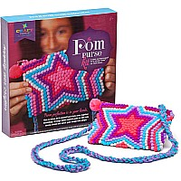 Craft-tastic Pom Purse kit