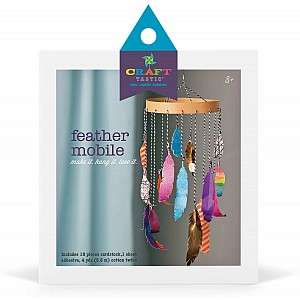 Craft-tastic Feather Mobile Kit