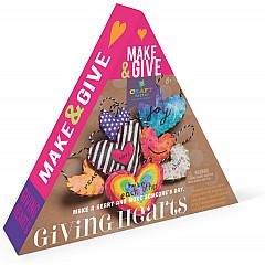 Craft-tastic Make & Give - Giving Hearts
