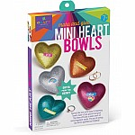 Craft-tastic: Make & Give Heart Bowls