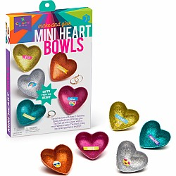 Craft-tastic Mini Heart Bowls Kit