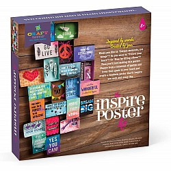Craft-tastic Inspire Poster Kit