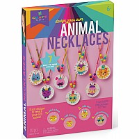 Animal Necklaces Layering Art