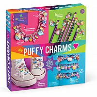Craft-Tastic DIY Puffy Charms Craft Kit