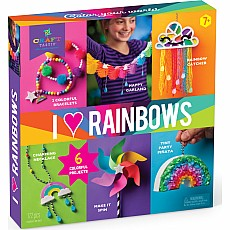 Craft-tastic I Love Rainbows Craft Kit