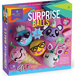 Craft-tastic Surprise Balls
