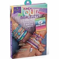 Craft-Tastic All About Me Quiz Bracelets