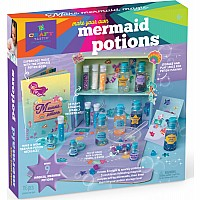 Craft-Tastic Diy Mermaid Potions Craft Kit