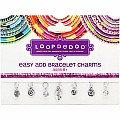 Loopdedoo Easy Add Bracelet Charms - Dare to Imagine