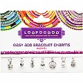 Loopdedoo Easy Add Bracelet Charms - Peace & Happiness