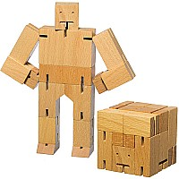 Cubebot Small (Natural)