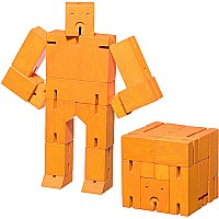 Cubebot Small (Orange)