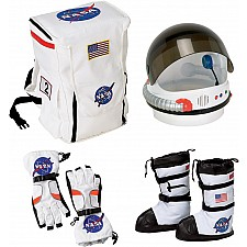 Astronaut Backpack (White)