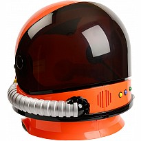 Jr. Astronaut Helmet w/Sound (Orange)