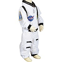 Aeromax Jr. Astronaut Suit With Embroidered Cap, Size 18m