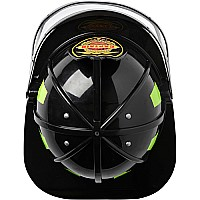 Aeromax Adult Fire Fighter Helmet Only