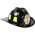 Aeromax Jr. Fire Fighter Helmet Only. Adjustable Youth - Size