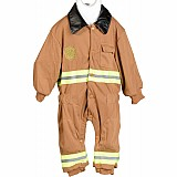Aeromax Jr. Fire Fighter Suit, Child - Sizes Tan