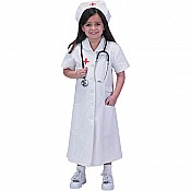 Aeromax Jr. Nurse Suit With Cap, Child - Sizes