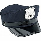 Police Officer Cap Only