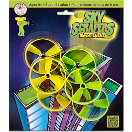 Sky Scrapers Refill Pack (6)