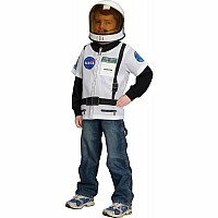 My 1st Career Gear Astronaut, White, ages 3-6