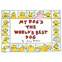 My Dog's the World's Best Dog Paperback