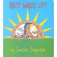Boynton: Hey! Wake Up Paperback