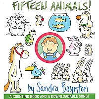 Fifteen Animals Hardcover