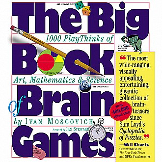 Big Book of Brain Games Paperback